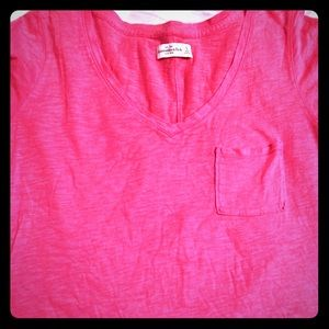 Abercrombie and Fitch short sleeve tee